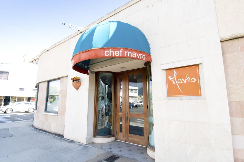 シェフ・マヴロ/Chef Mavro