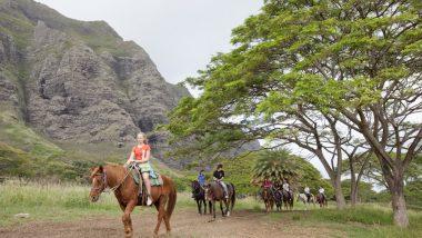 オアフ島の乗馬が楽しめるスポット4選