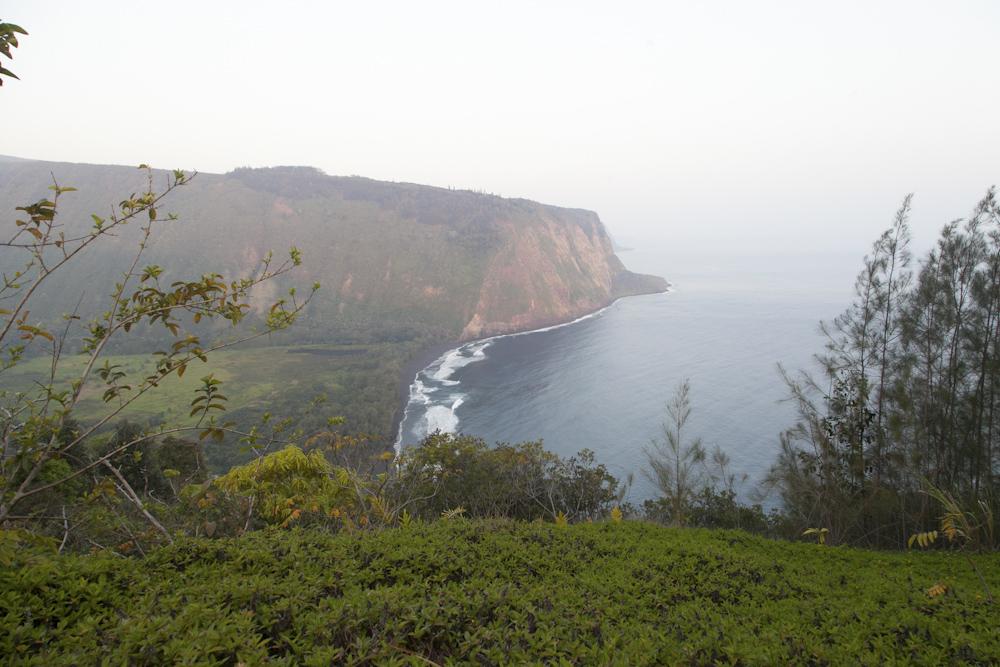 ワイピオ渓谷/Waipiʻo Valley Lookout