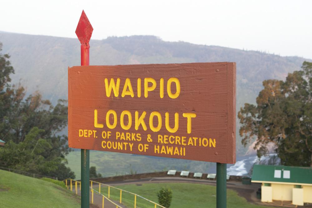 ワイピオ渓谷/Waipio Valley