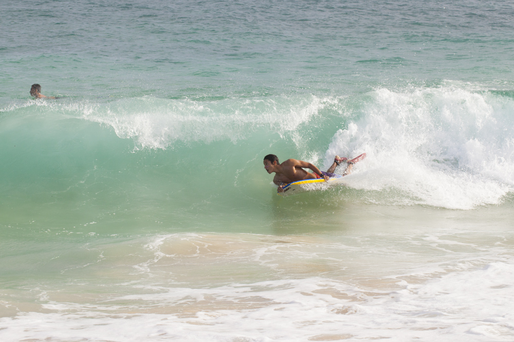 サンディビーチ/Sandy Beach