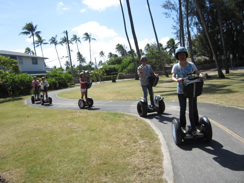 セグウェイ・ハワイ・カイルア/Segway Tour