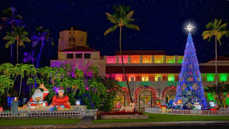 ホノルルシティライツ/Honolulu City Lights