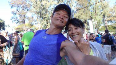 ホノルルマラソン出場を控えた相原勇さん「異文化生活ではスポーツも魂をつなぐ大切なツール」