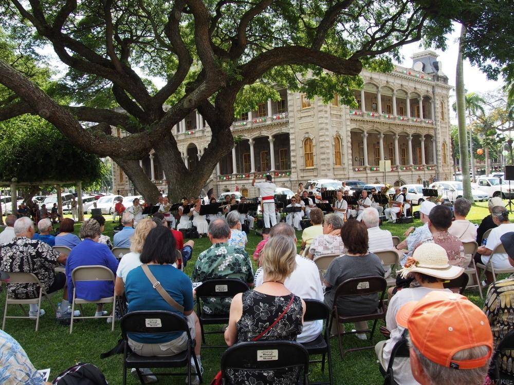 ロイヤル・ハワイアンバンド/Royal Hawaiian Band