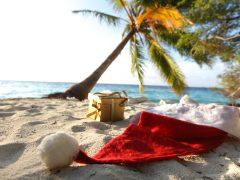大切な人とクリスマスハワイ♡ワイキキでサンタに会う方法とジュエリーの選び方
