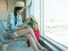 ハワイ渡航30回以上の女子が教える!機内の7時間を快適に過ごす方法