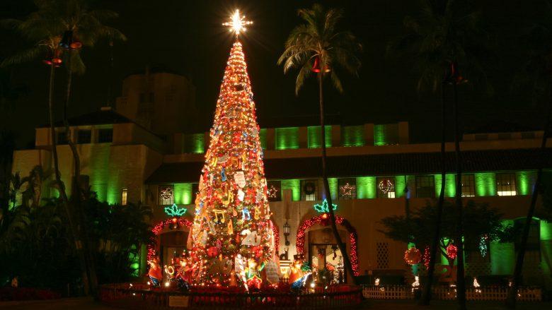 クリスマスハワイはイルミネーション!ホノルル・シティライツ2017の見所紹介