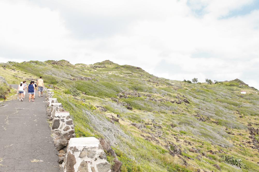 マカプウポイント・ライトハウス・トレイル/Makapu'u Point Lighthouse Trail