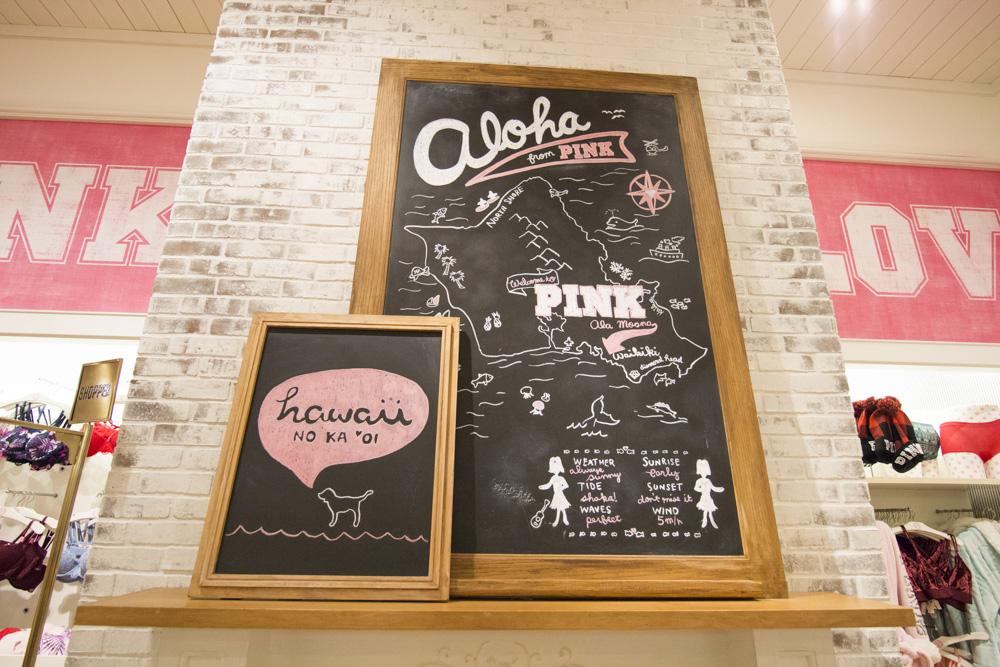 ピンク/PINK
