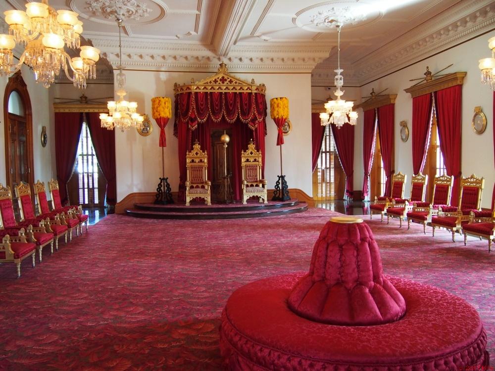 イオラニ宮殿/Iolani Palace