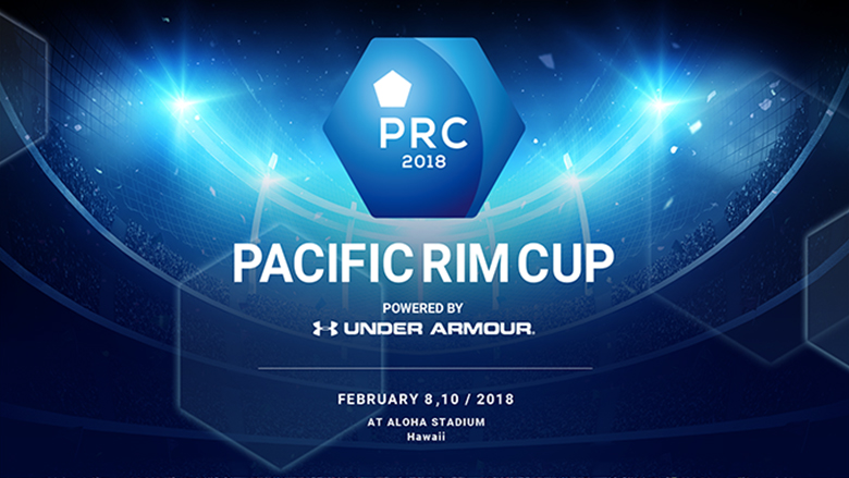 2018年MLSとJリーグがハワイの地で決戦!Pacific Rim Cup 2018 Powered by Under Armour