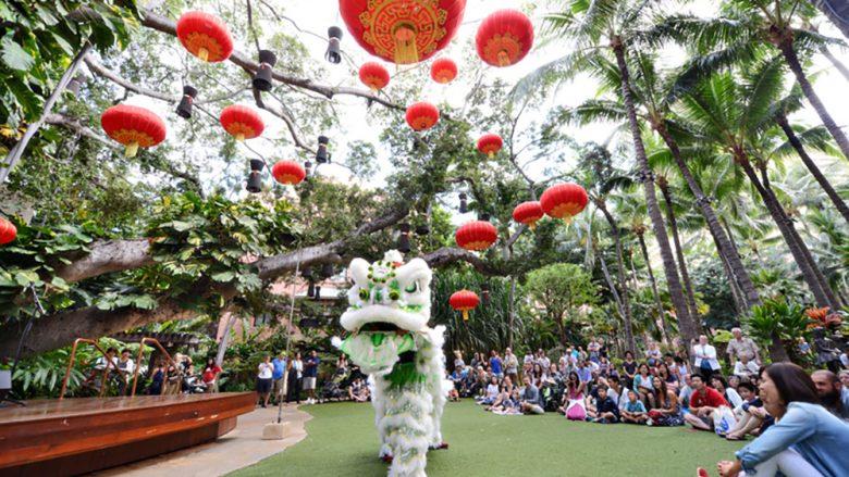 旧正月を祝うイベントが盛りだくさん!ロイヤル・ハワイアン・センター2月のイベントスケジュールを発表