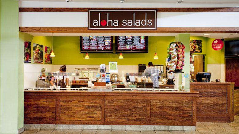 アロハサラダ/Aloha Salads