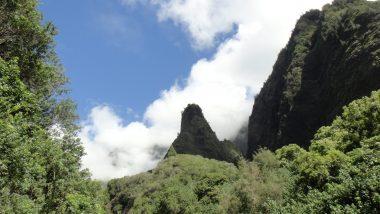 ブルドーザーでも動かない石に祈りを捧げると?イアオ渓谷とハワイ王国統一の歴史