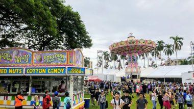 オバマ元大統領の母校で開催!ハワイ一大イベント、プナホウカーニバルに行ってみた!