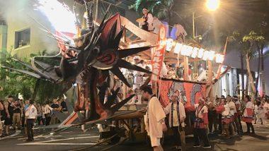 ホノルル最大の文化交流イベント「ホノルルフェスティバル」が今年も開催