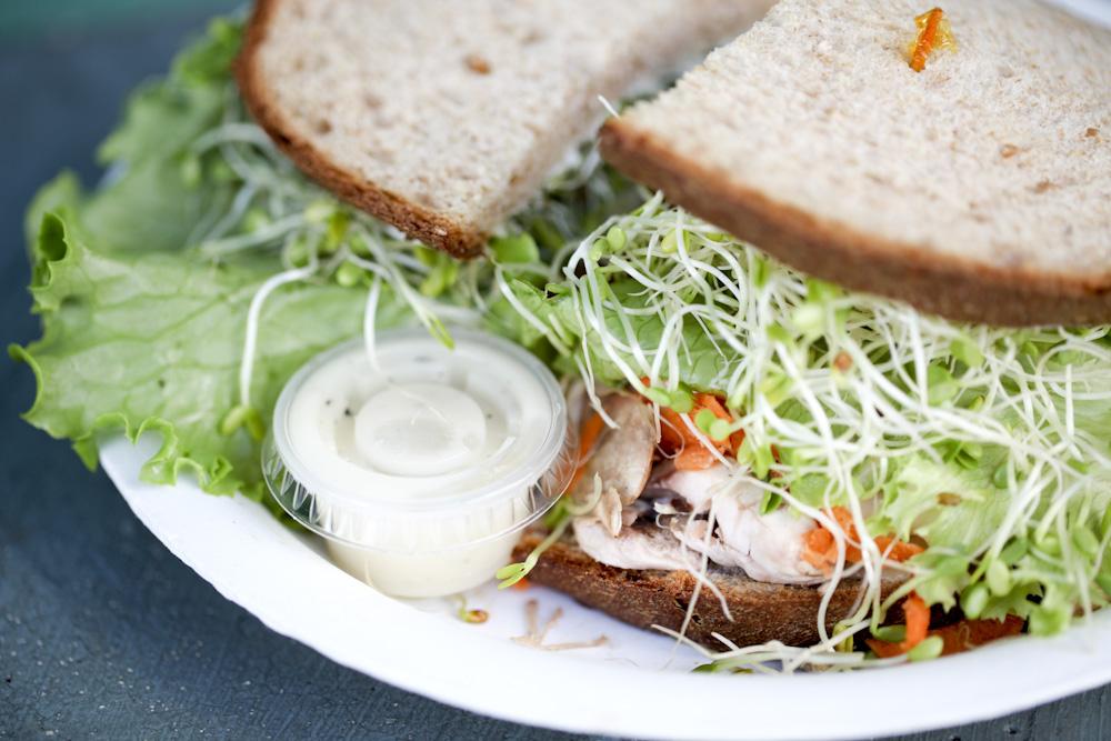 アンディーズ・サンドイッチ&スムージー/Andy's Sandwiches & Smoothies