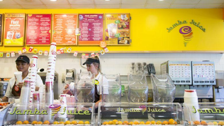 ジャンバ・ジュース(ワイキキ・トレードセンター店)/Jamba Juice(Waikiki Trade Center)