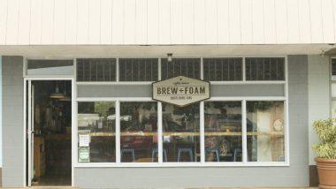 ブリュー&フォーム/Brew & Foam