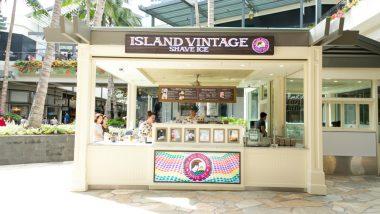 アイランド・ヴィンテージ・シェイブアイス/Island Vintage Shave Ice(アラモアナ・センター店)