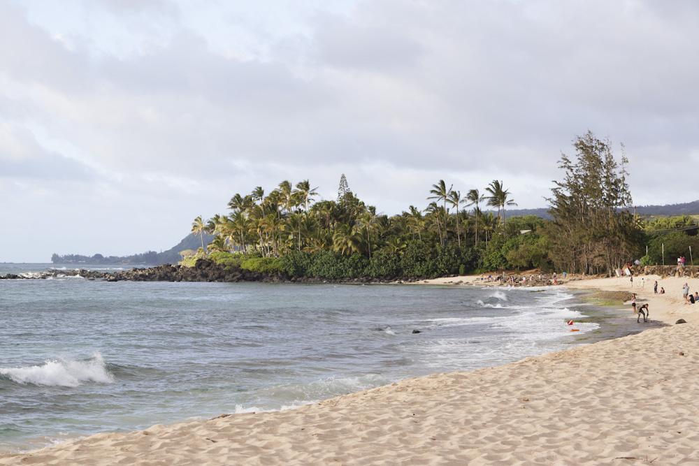 ラニアケア・ビーチ/Laniakea Beach