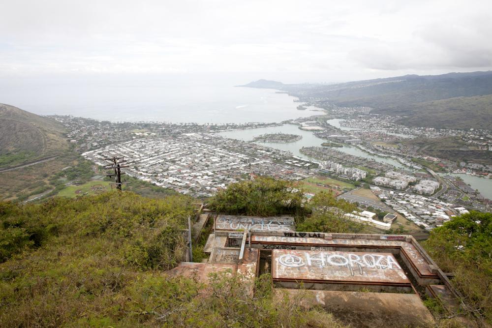 ココヘッド・トレイル/Koko Head Trail
