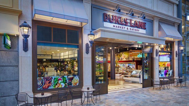 ABCストアがオシャレにアップデート!ワイキキの最旬スポット「Dukes Lane Market and Eatery」