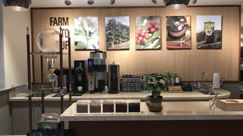 「ホノルルコーヒー」カピオラニ店はコーヒー好き必見のミュージアムカフェ!