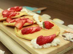 誰でもできる♪焼き色と形が均一なフォトジェニックパンケーキを焼いてみよう!