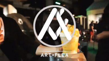 最先端のハワイのアート「ART+FLEA」が日本初上陸!4月28日~5月2日に開催