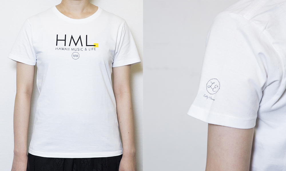 HML FESTIVAL開催記念『限定Tシャツ』を販売