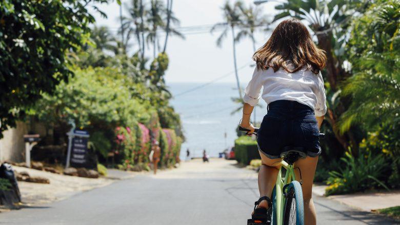 シェアサイクル「biki(ビキ)」でホノルルの青空を駆け抜けよう!
