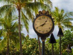 ハワイアンタイムで生きてみる?のんびりだけどせっかちなロコの時間感覚