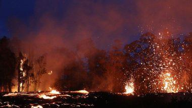 【Live動画あり】キラウエア火山噴火の現在の状況