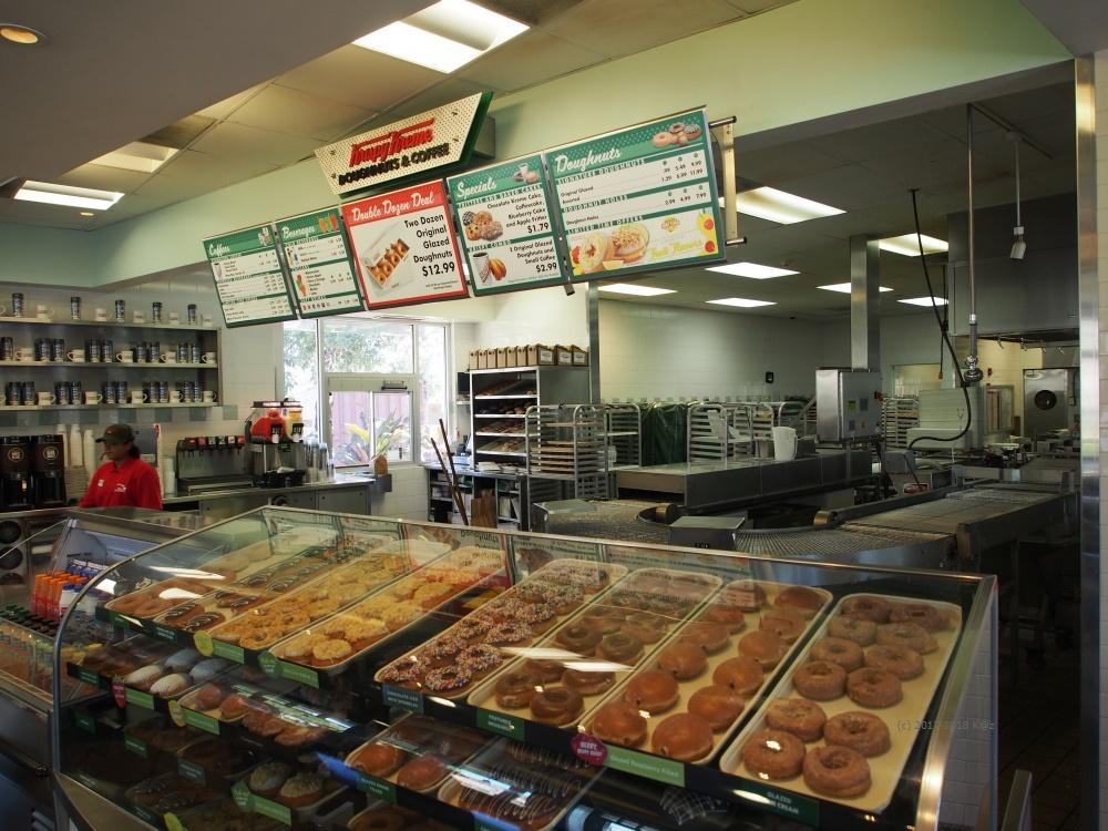 クリスピークリームドーナッツ/Krispy Kreme Doughnuts