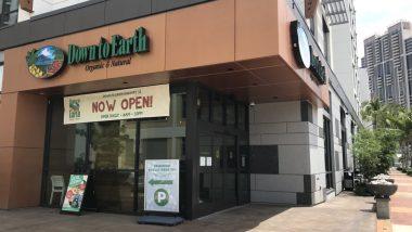 ヘルシーで栄養満点!カカアコにオープンした「Down to Earth」にベジタリアンフードを食べに行こう!
