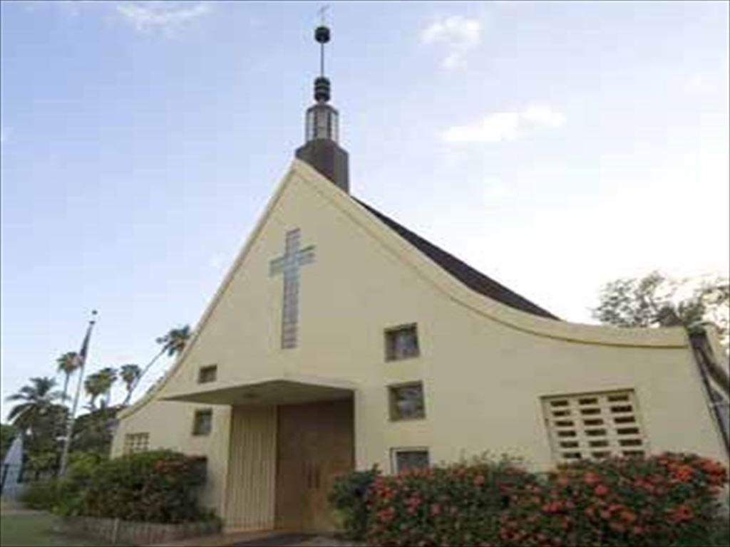 ワイオラ教会/Waiola Church