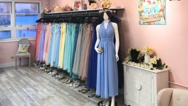 ブライズメイド用レンタルドレスの専門店『リディアハワイ』が移転オープン