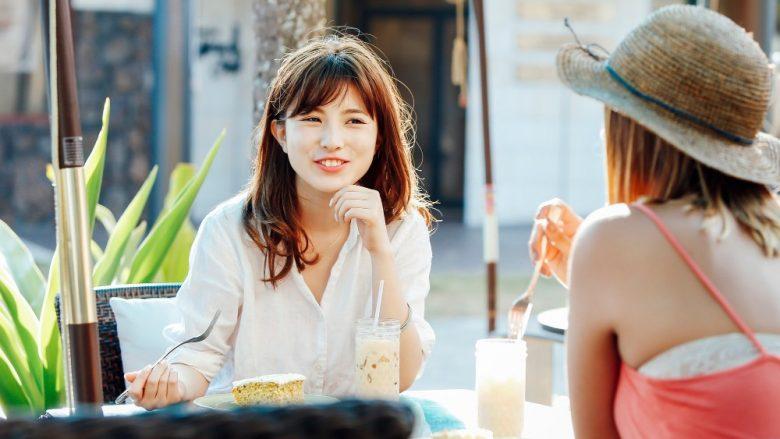 Helloと笑顔で元気に言えることが、英単語を勉強するより、英会話習得の近道です!