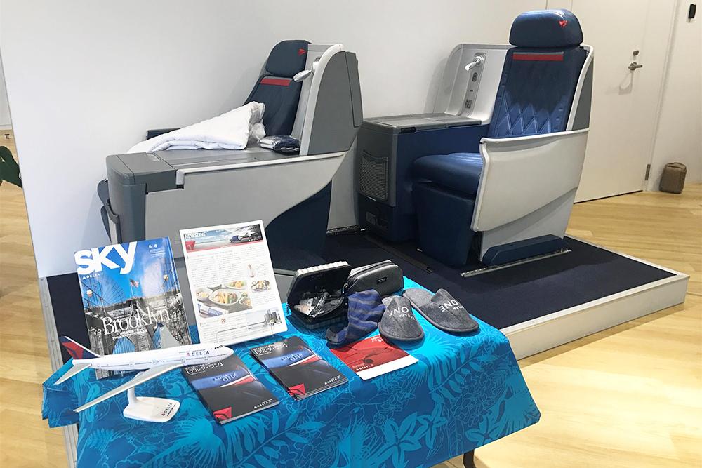 旅工房大阪支店にハワイ旅行特別カウンターを設置