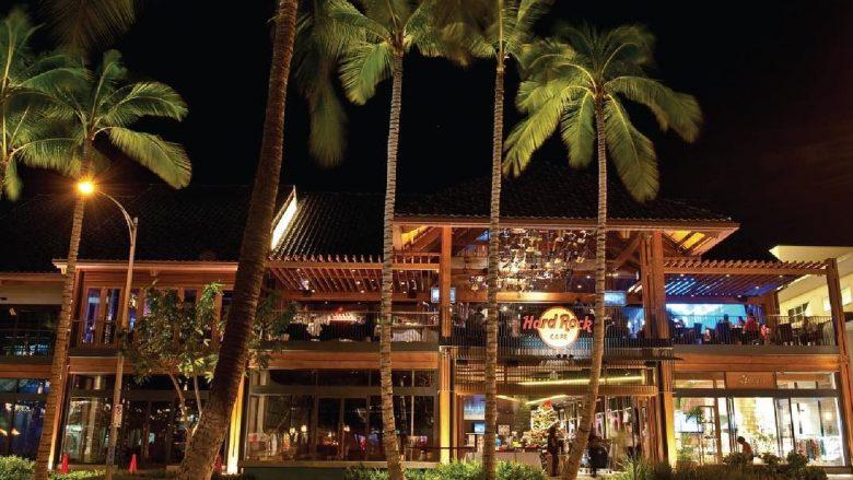 ハードロックカフェ・ホノルル・ロックショップ/Hard Rock Café Honolulu・Rock Shop