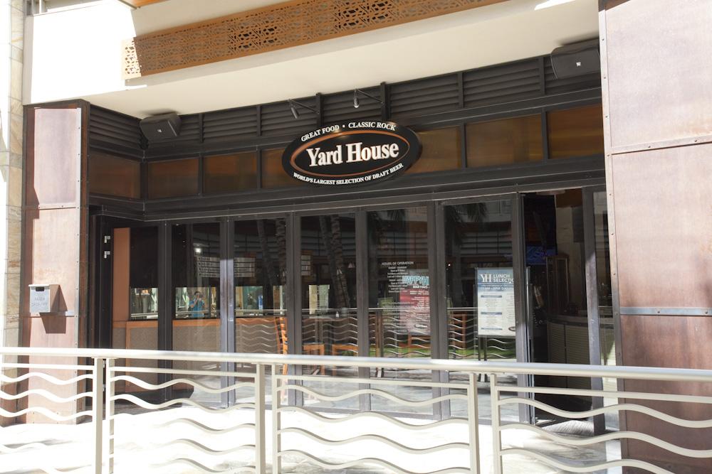 ヤードハウス/Yard House Waikiki - Waikiki Beach Walk