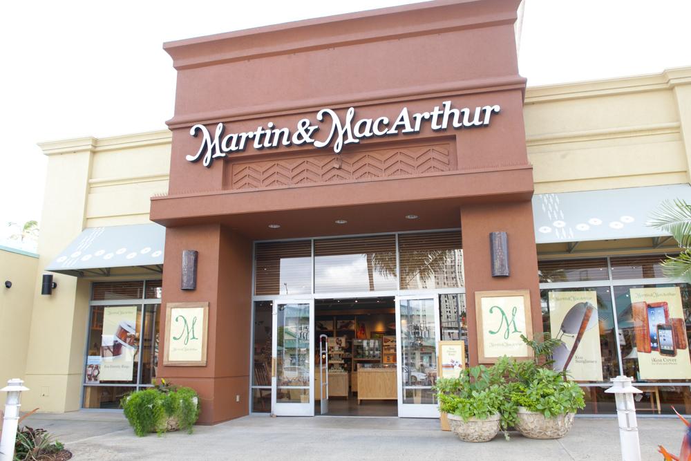 マーチン&マッカーサー/Martin & MacArthur