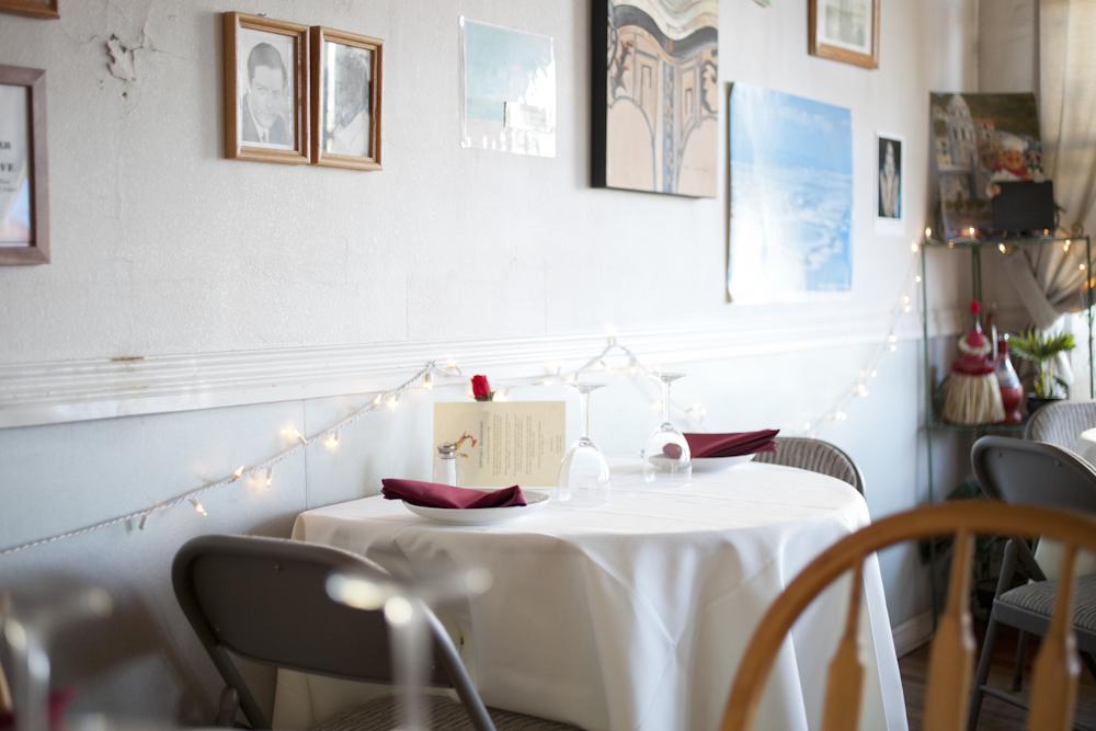 サブリナズ・レストラン/Sabrina's Restaurant