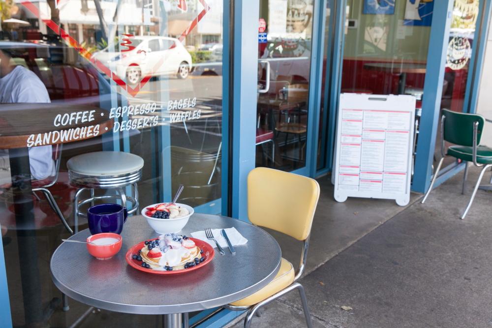 ボガーツ・カフェ/Bogarts cafe