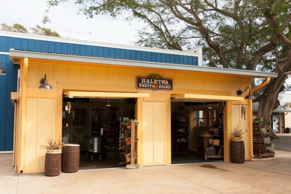 ハレイワ・フルーツ・ストア(ホエラーズ・ゼネラルストア)/Haleiwa Fruits store(Whalers General Store)