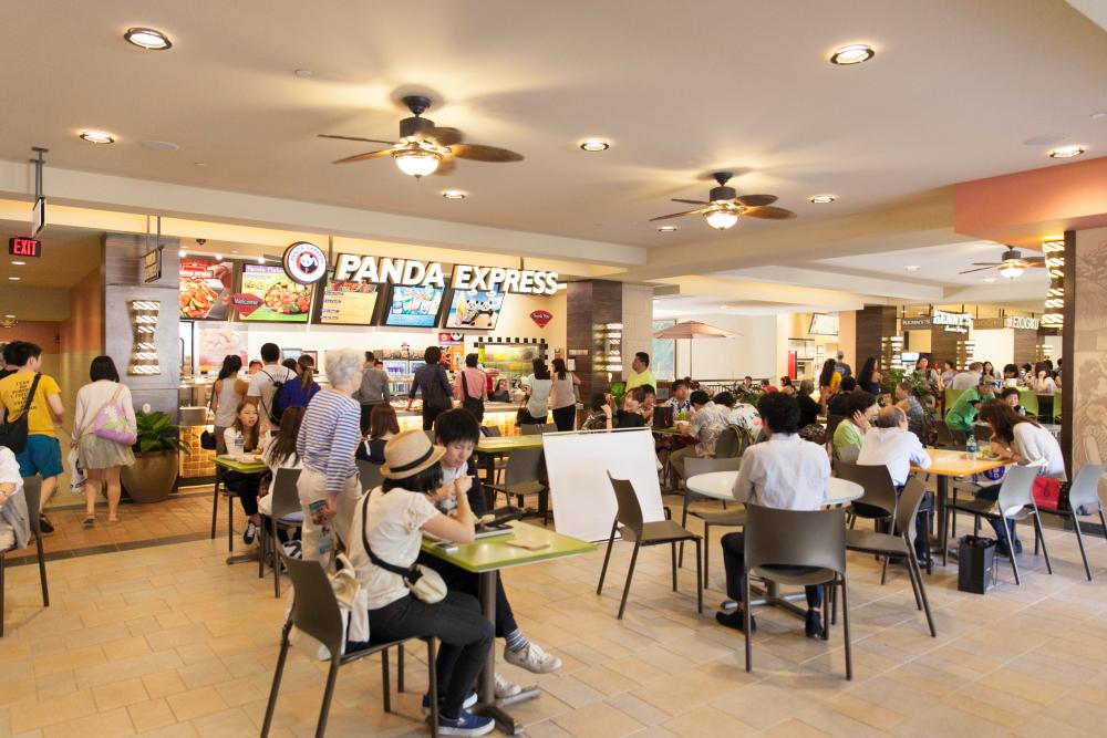 パイナラナイ・フードコート/Paina Lanai Food Court