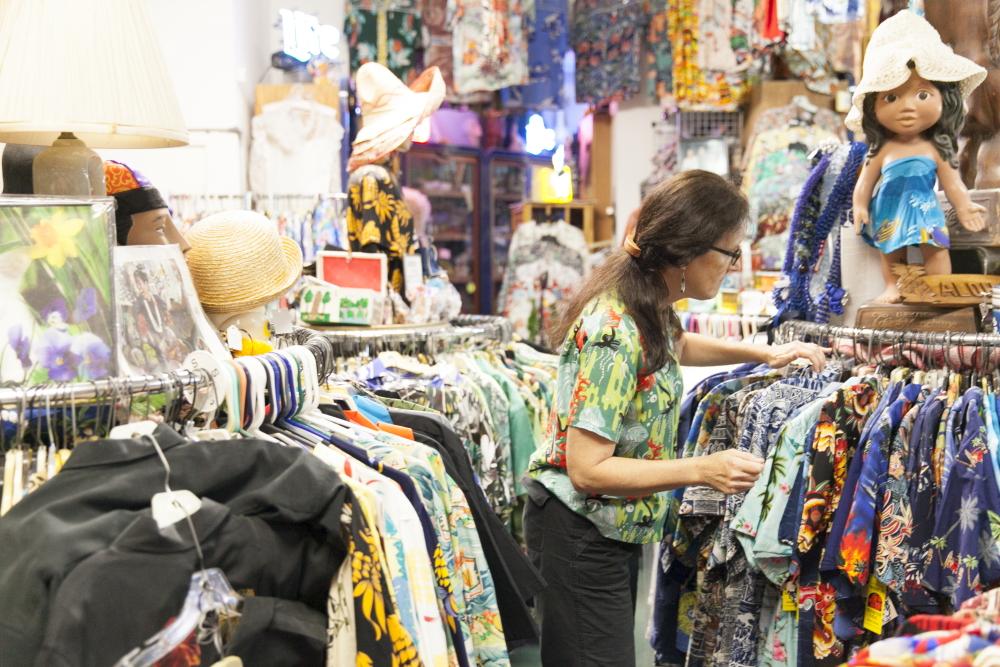 ベイリーズ・アンティーク・アロハシャツ/Baileys Antiques & Aloha Shirts