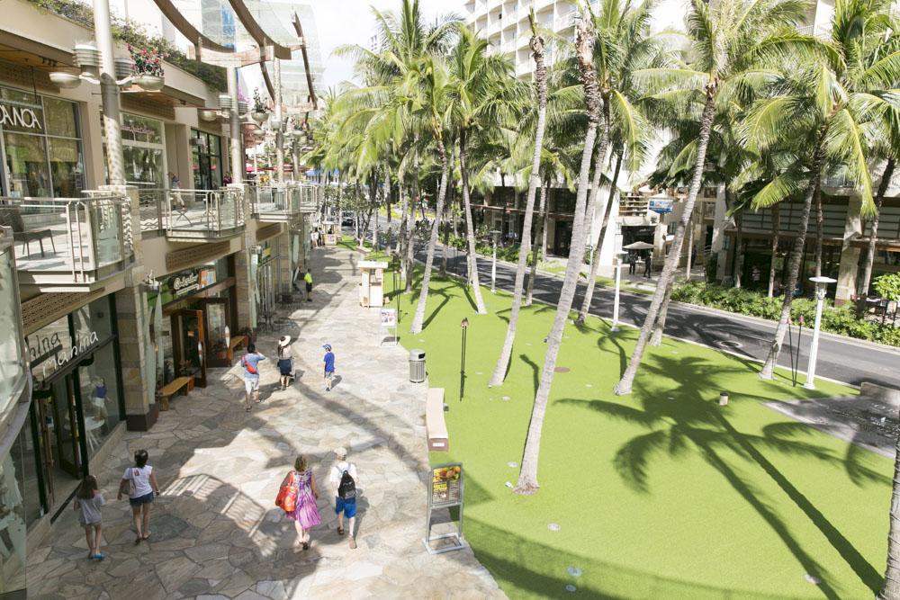 ワイキキビーチウォーク/Waikiki beachwalk
